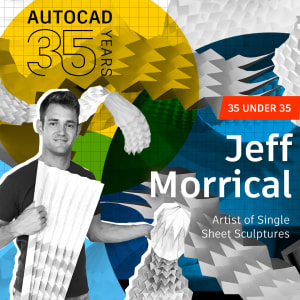 AutoCAD 35 Under 35: Jeff Morrical