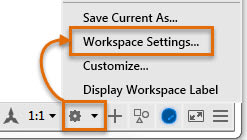 AutoCAD user interface: Workspace settings. Tuesday tips with Dieter.