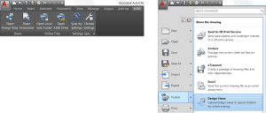 AutoCAD 2017 - Tools for sharing design views.