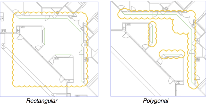 AutoCAD DWG Compare: Shapes
