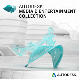 Autodesk media & entertainmenht industry collection. New Autodesk software bundle.
