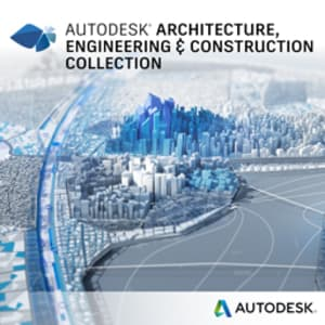 Autodesk AEC industry collection. New Autodesk software bundle.
