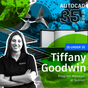 AutoCAD 35 Under 35 Young Designers: Tiffany Goodwin