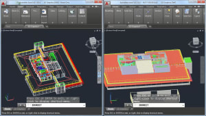 AutoCAD 2017 - 3D Graphics comparison.