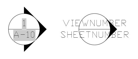 View Number AutoCAD Sheet Sets