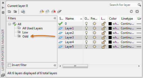 AutoCAD layer groups. Tuesday tips 6.
