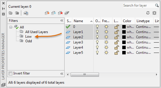 AutoCAD layer groups. Tuesday tips 5.