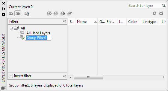 AutoCAD layer groups. Tuesday tips 3.