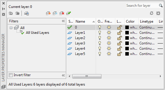 AutoCAD layer groups. Tuesday tips 1.