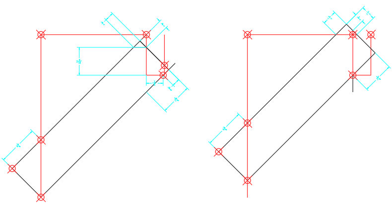 AutoCAD drawing 790x424. Data dependability. Tuesday tips.