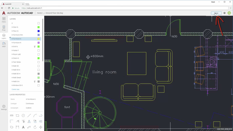 Optimizing Your Drawing for the AutoCAD Web App