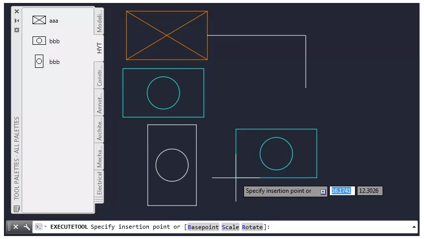 Have You Tried: Inserting AutoCAD Blocks Quickly With Tool Palettes