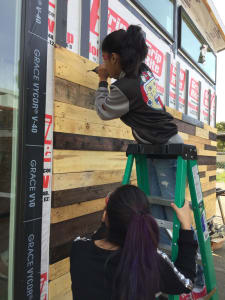 Kids building a tiny home. AutoCAD customers succeed with ... Thinking Big by Thinking Small