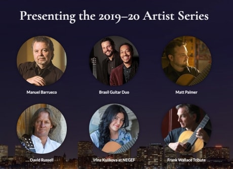 Boston Classical Guitar Society