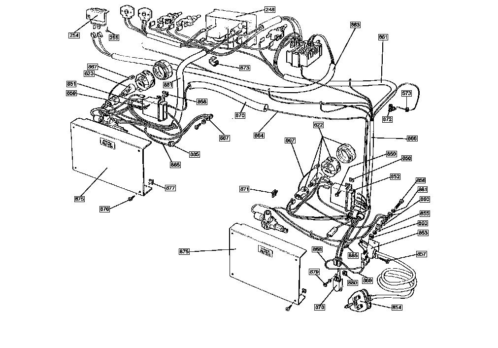 Leisure Range Cooker Wiring Diagram