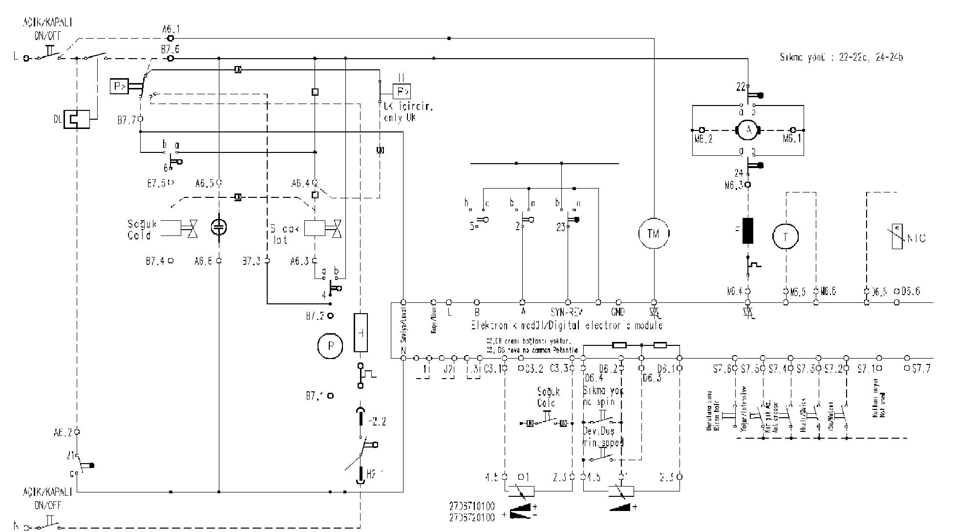 Beko Cg970 Fridge Spares Freezer K59 Thermostat Wiring Diagram