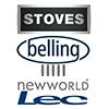 Stoves Belling New World Lec