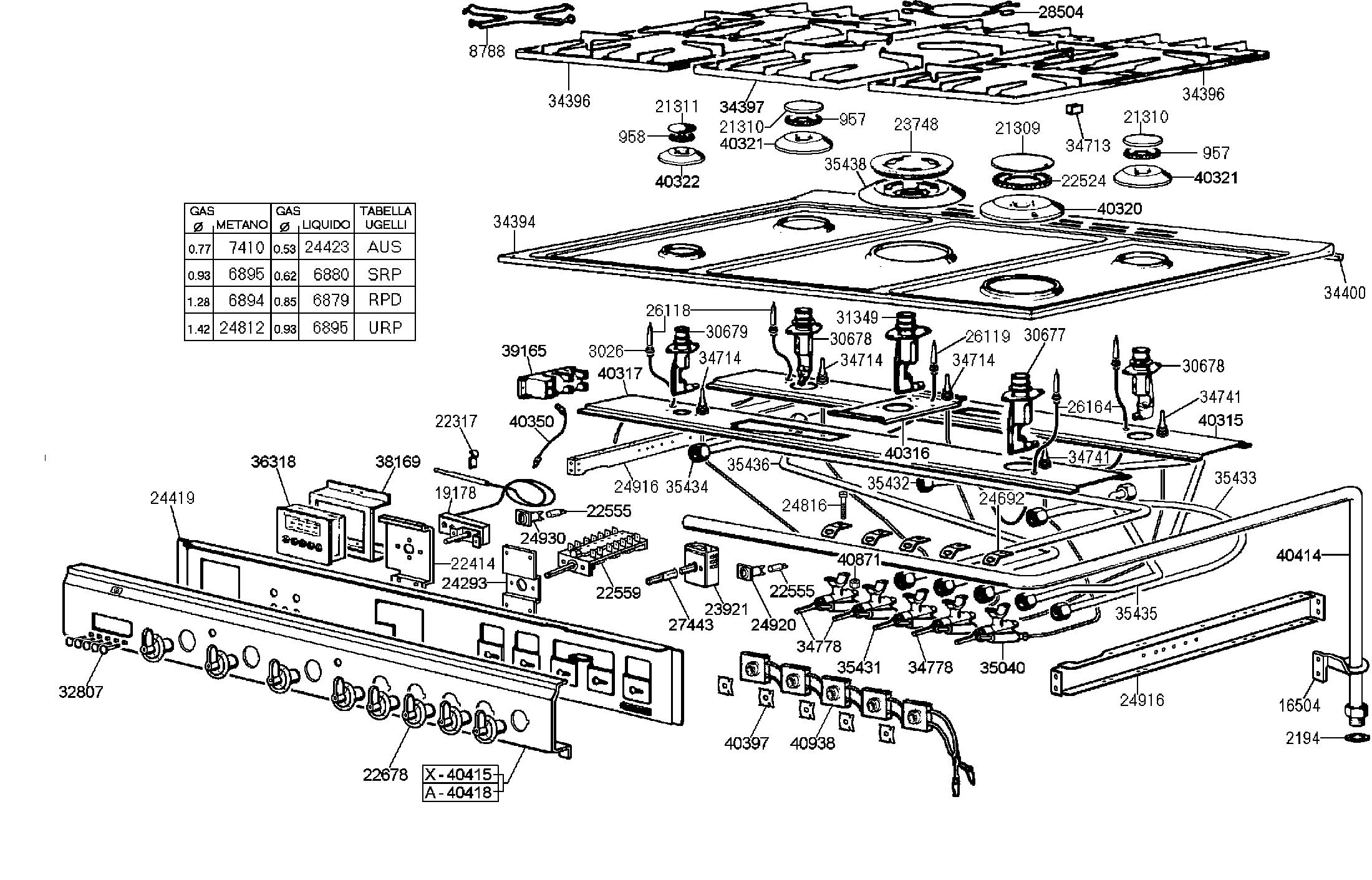 smeg overn wiring diagram