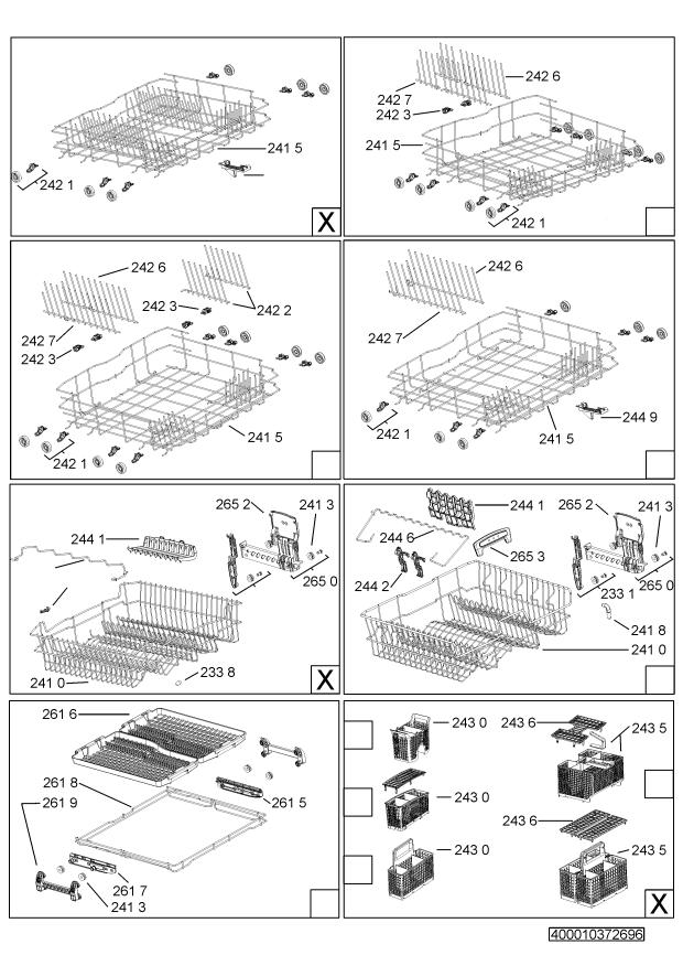 pi ces d tach es lave vaisselle whirlpool. Black Bedroom Furniture Sets. Home Design Ideas