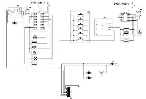 Kenwood Ck446 Cooker Amp Oven Spares 4kenwood