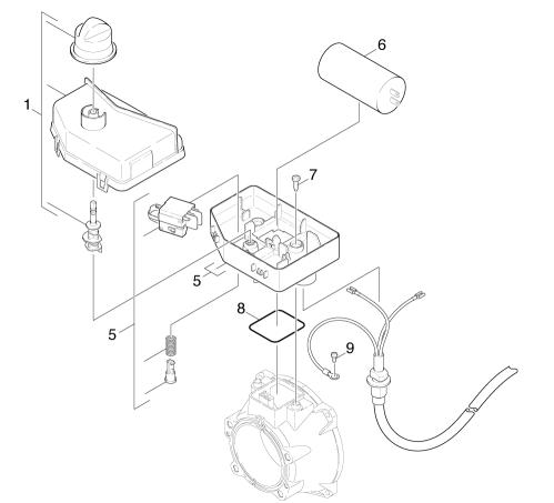 Karcher K750mx K7 Pressure Washers Spares