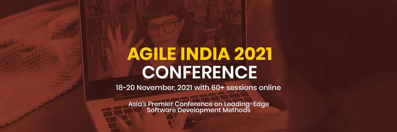 Agile India Demo Event Banner
