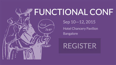 Functional Conf 2015