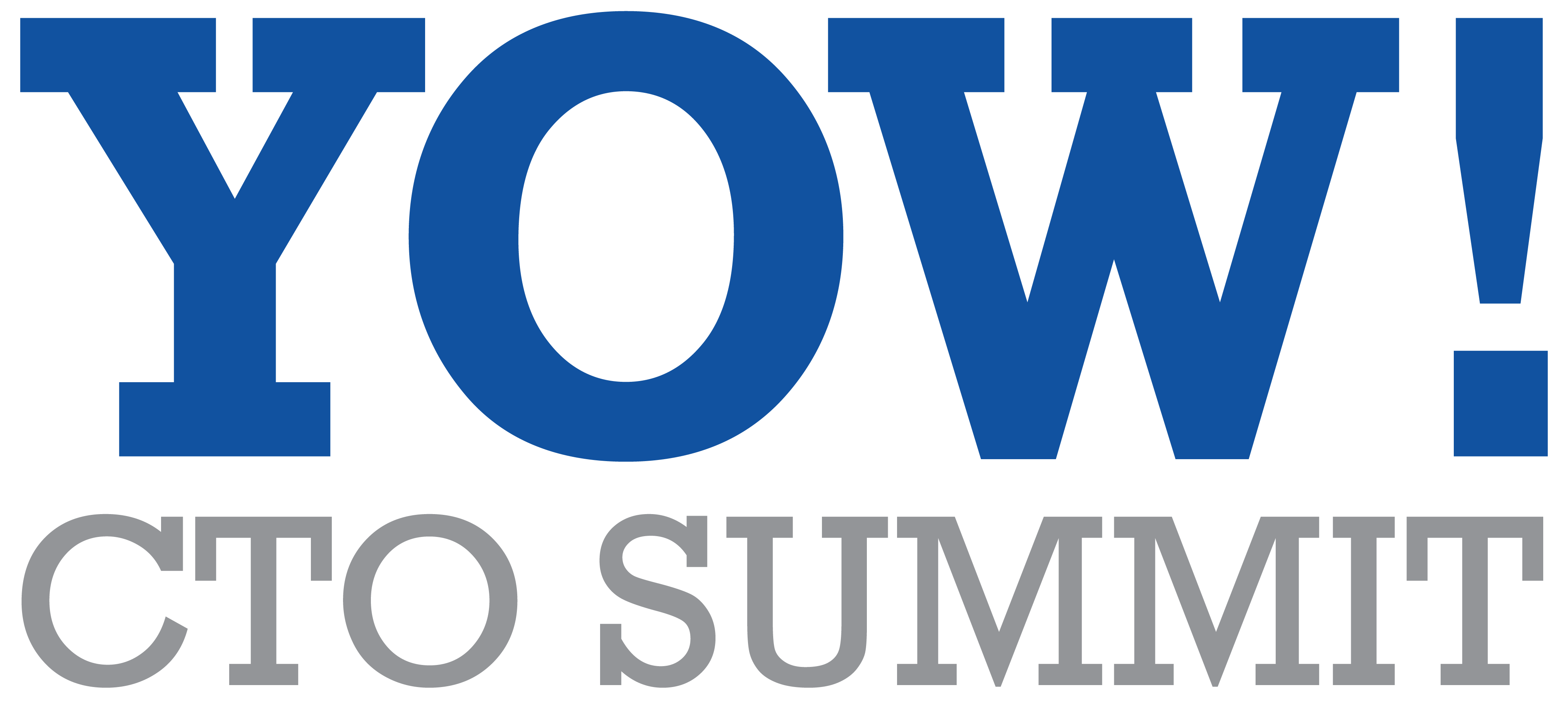 YOW! CTO Summit 2017 Melbourne