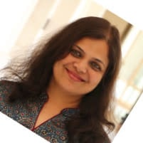 Prachi Saraph Profile Pic