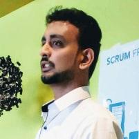 Venkatesh Rajamani Profile Pic