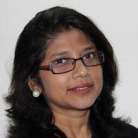 Ruma Mukherjee