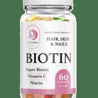 nutragrow biotin