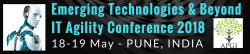 Emerging Technologies & Beyond IT, Agile Conference 2018