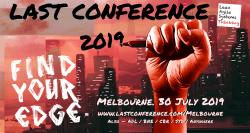 LAST Conference Melbourne 2019