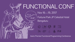 Functional Conf 2017