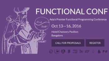 Functional Conf 2016