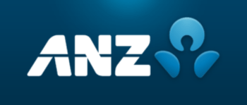 Logo for ANZ
