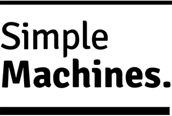 Logo for Simple Machines