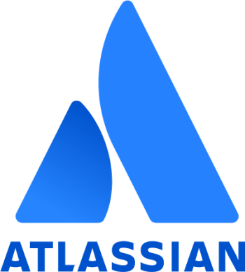 Logo for Atlassian