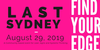 LAST Conference Sydney 2019