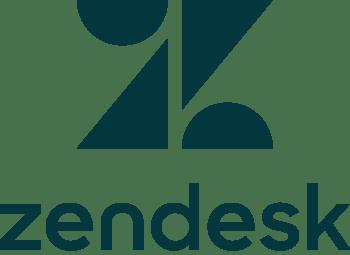 Logo for Zendesk