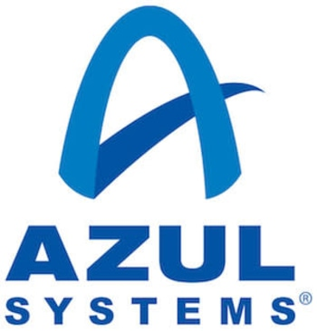 Logo for Azul