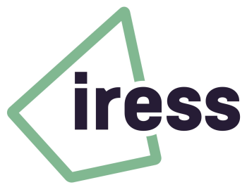 Logo for IRESS
