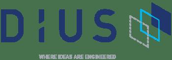 Logo for DiUS
