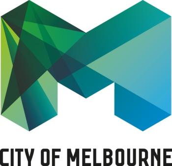 Logo for City of Melbourne
