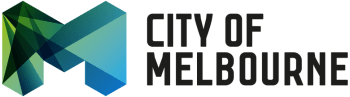 Logo for City of Melbourne