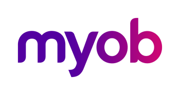 Logo for MYOB