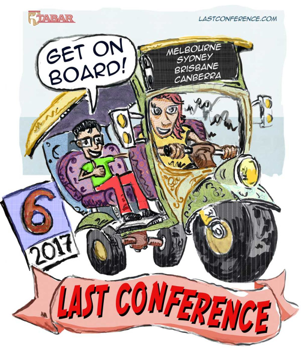 LAST Conference Canberra
