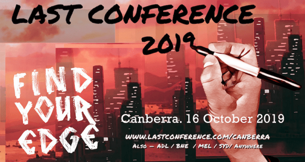 LAST Conference Canberra 2019