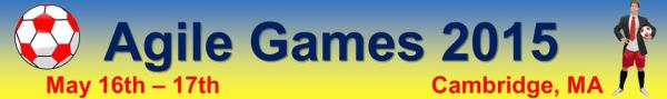 Agile Games 2015